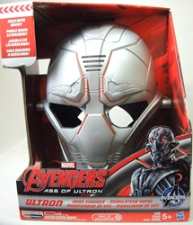 Avengers Age of Ultron - Ultron Mask with Voice Changer Hasbro, Avengers, Action Figures, 2015, superhero, comic book