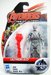 Avengers Age of Ultron 4 inch Figure - Ultron 2.0 Hasbro, Avengers, Action Figures, 2015, superhero, comic book