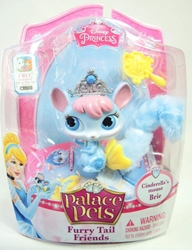 Palace Pets Furry Tail Friends - Cinderellas Mouse Brie Blip Toys, Disney, Littlest Pet Shop, 2014, fantasy, movie