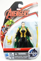 Avengers Age of Ultron 4 inch Figure - Loki Hasbro, Avengers, Action Figures, 2015, superhero, comic book