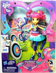 My Little Pony Equestria Girls Friendship Games - Sour Sweet Hasbro, My Little Pony, Littlest Pet Shop, 2014, cute animals