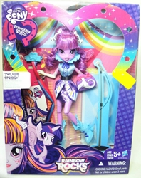 My Little Pony Equestria Rainbow Rocks - Twilight Sparkle Hasbro, My Little Pony, Littlest Pet Shop, 2014, cute animals