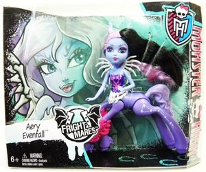 Monster High Fright-Mares - Aery Evenfall figure Mattel, Monster High, Dolls, 2014, teen, fashion, movie