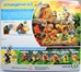 Fisher-Price Imaginext Ankylosaurus & tribal warrior - 9231-9190CCCTUA