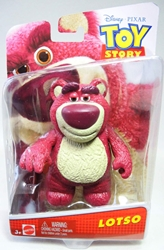 Toy Story Figure Lotso 4 inch figure Mattel, Toy Story, Action Figures, 2013, animated, movie