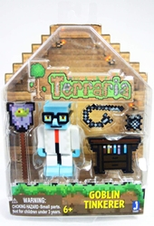 Terraria 2.5 inch figure - Goblin Tinkerer Jazwares, Terraria, Action Figures, 2014, adventure, video game