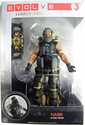 Funko Legacy Collection Evolve figure - Hank Funko, Evolve, Action Figures, 2014, scifi, video game