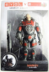 Funko Legacy Collection Evolve figure - Markov Funko, Evolve, Action Figures, 2014, scifi, video game