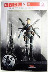Funko Legacy Collection Evolve figure - Val Funko, Evolve, Action Figures, 2014, scifi, video game