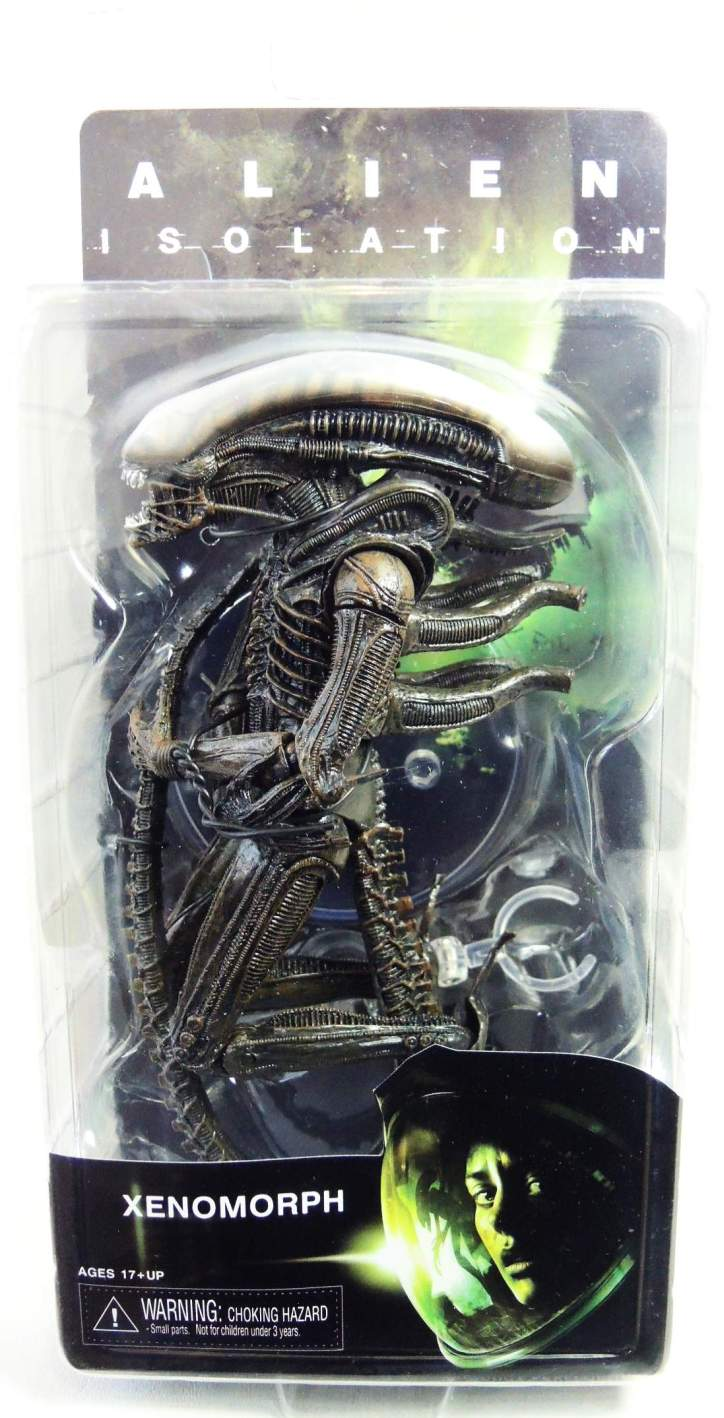 NECA Aliens Series 6 Figure - Xenomorph NECA, Alien, Action Figures, 2015, scifi, movie