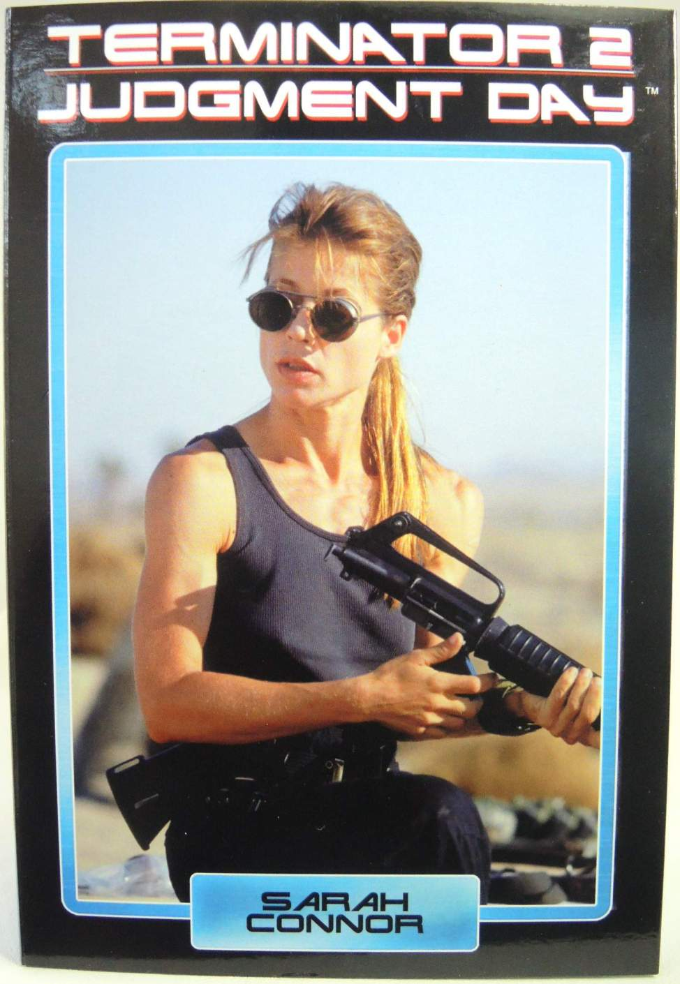 NECA Terminator Ultimate Figure - Sarah Connor NECA, Terminator, Action Figures, 2015, scifi, movie