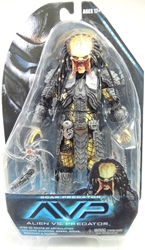 NECA Predator Series 14 Scar Predator NECA, Predators, Action Figures, 2015, scifi, movie