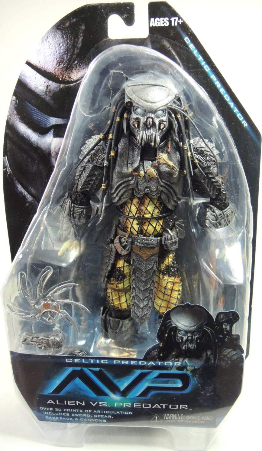 NECA Predator Series 14 Celtic Predator NECA, Predators, Action Figures, 2015, scifi, movie