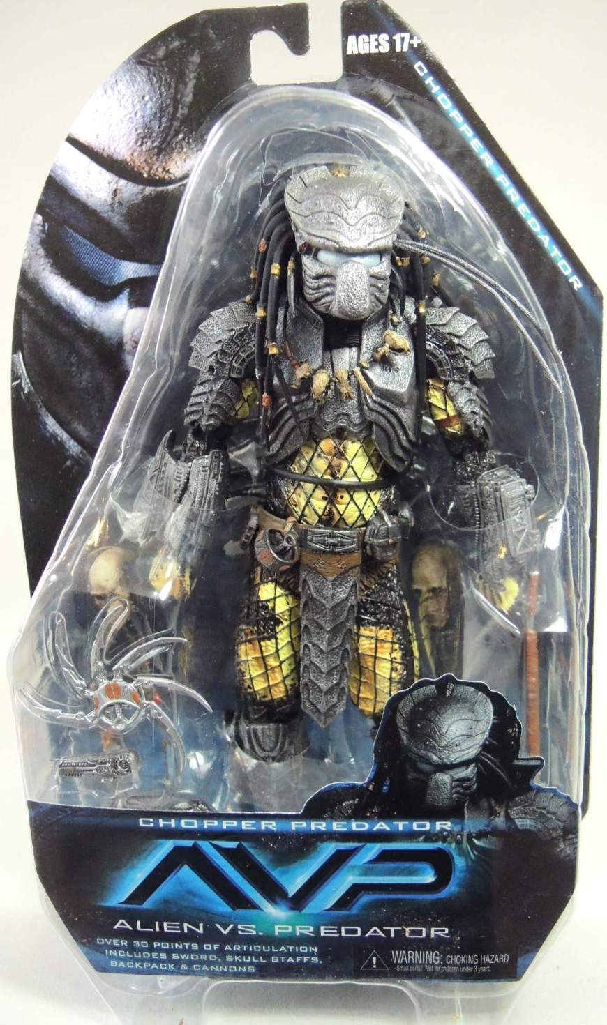 NECA Predator Series 14 Chopper  Predator NECA, Predators, Action Figures, 2015, scifi, movie