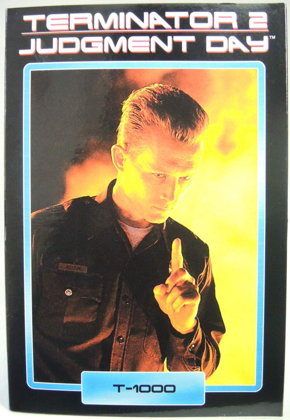 NECA Terminator Ultimate Figure - T-1000
