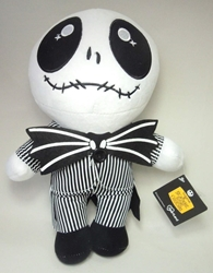 Nightmare Before Christmas 12 inch Plush - Jack in pinstripe suit China, Nightmare Before Christmas, Plush, 2016, halloween, movie