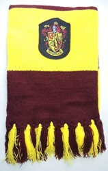 Harry Potter Gryffindor House scarf China, Harry Potter, Cosplay, 2016|Color~yellow|Color~burgundy, fantasy, book
