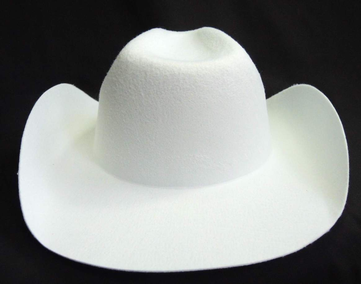 NECA The Lone Ranger Costume Hat NECA, The Lone Ranger, Cosplay, 2013|Color~white, western, movie