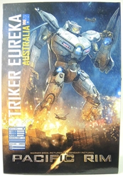 NECA Pacific Rim Ultimate Edition Striker Eureka NECA, Pacific Rim, Action Figures, 2016, scifi, movie