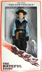 NECA The Hateful Eight 8 inch clothed figure - The Cow Puncher Joe Gage