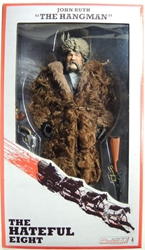 NECA The Hateful Eight 8 inch clothed figure - The Hangman John Ruth