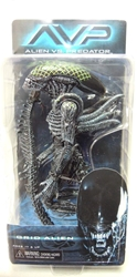 NECA Aliens Series 7 Figure - AVP Grid Alien NECA, Alien, Action Figures, 2016, scifi, movie