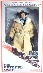 NECA The Hateful Eight 8 inch clothed figure - The Writer & Director