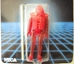 NECA Tron 4 inch Limited Edition Black Carded figure - Warrior - 9388-9345CCCVAV