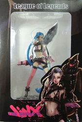 League of Legends 8 inch figure - Jinx the Shooter (China release)