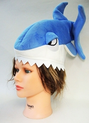 Shark Attack!  Fun Shark-bite Hat China, Shark Attack, Cosplay, 2016, action