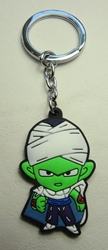 Dragon Ball 2 inch soft plastic keychain - Piccolo China, Dragon Ball Z, Keychains, 2016|Color~green|Color~white|Color~navy, educational