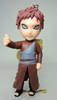 Naruto 4 inch Figure with keychain atop head - Gaara China, Naruto, Keychains, 2016|Color~burgundy|Color~grey|Color~fleshtone, educational