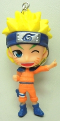 Naruto 2.5 inch keychain chibi figure - Naruto Uzumaki (restock) China, Naruto, Keychains, 2015|Color~orange|Color~yellow, educational