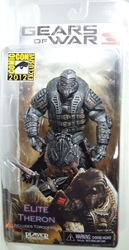 Gears of War 3 NECA 7 inch Elite Theron SDCC 2012 Excl NECA, Gears of War, Action Figures, 2012, scifi, video game