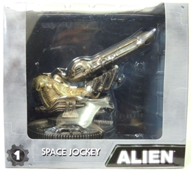 NECA CineMachines Die-cast collectible - Alien Space Jockey NECA, Alien, Action Figures, 2016, scifi, movie
