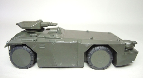 NECA CineMachines Die-cast collectible - Aliens M577 APC Vehicle NECA, Alien, Action Figures, 2016, scifi, movie