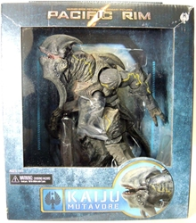 NECA Pacific Rim Deluxe Kaiju Mutavore (boxed) NECA, Pacific Rim, Action Figures, 2016, scifi, movie