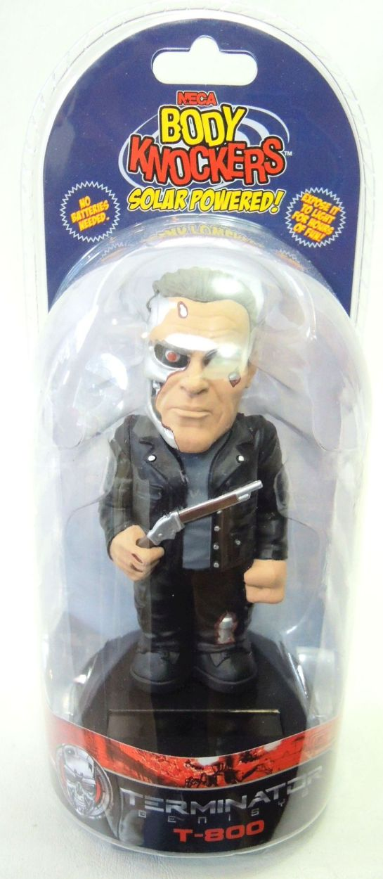 NECA Terminator Genisys Solar-Powered Body Knocker - T-800