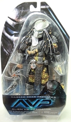 NECA Predator Series 15 AVP Masked Scar Predator NECA, Predators, Action Figures, 2016, scifi, movie