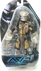 NECA Predator Series 15 AVP Temple Guard Predator NECA, Predators, Action Figures, 2016, scifi, movie