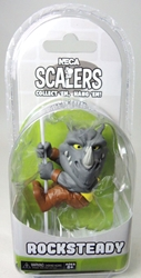 NECA Scalers TMNT Teenage Mutant Ninja Turtles - Rocksteady NECA, Scalers, Action Figures, 2016