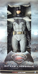 NECA Batman 1/4 scale Batman vs Superman Dawn of Justice - Batman NECA, Batman, Action Figures, 2016, superhero, comic book