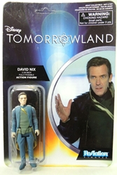 Tomorrowland 3.75 inch figure - David Nix Funko, TomorrowLand, Action Figures, 2015, scifi, movie
