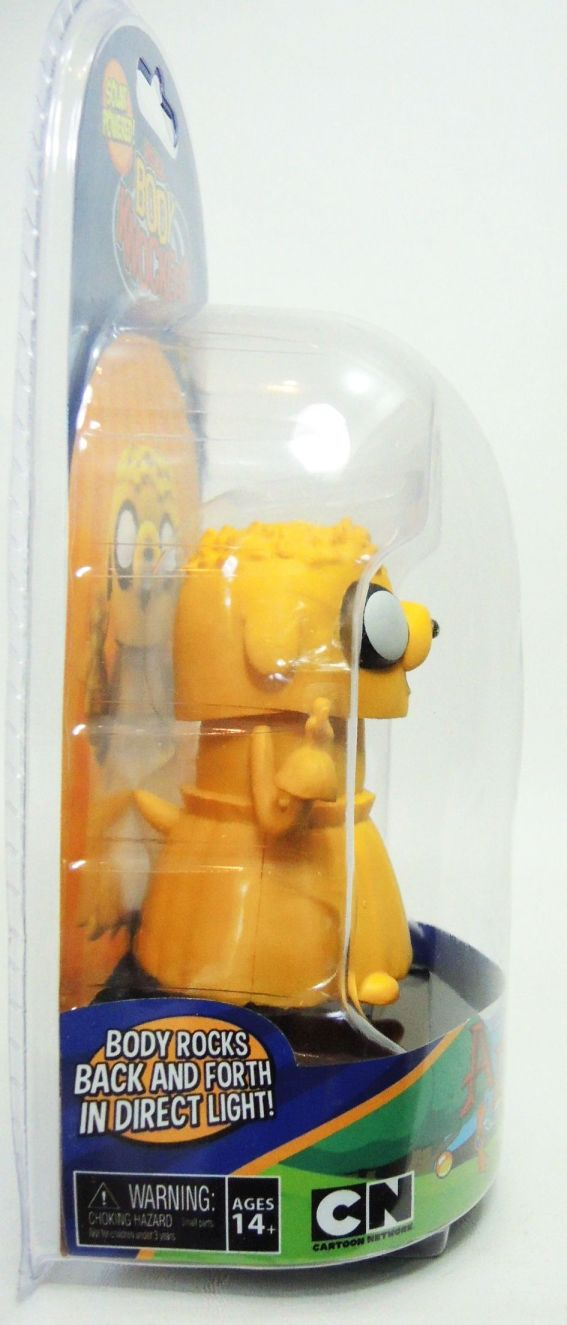 NECA Adventure in Time Solar-Powered Body Knocker - Jake - 9545-9501CCCUAF