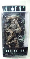 NECA Aliens Series 8 Figure - Dog Alien (grey slime) NECA, Alien, Action Figures, 2016, scifi, movie