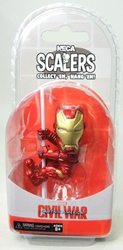 NECA Scalers Captain America Civil War - Iron Man NECA, Scalers, Action Figures, 2016
