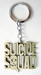 Suicide Squad Logo alloy keychain (XX on Q) - 9630-9585CCCVAY