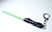 Star Wars 5 inch Lightsaber alloy keychain (black/green) - 9637-9592CCCVHF