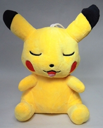 Pokemon cute 7 inch plush Pikachu - dreaming China, Pokemon, Plush, 2016, animated, game