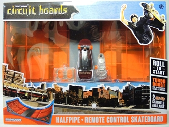 Hex Bug Tony Hawk Circuit Boards - Half Pipe & Remote Control Skateboard Innovation First, Hex Bug, Tech Deck, 2015, robots